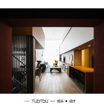 20万以上140平米四室两厅混搭风格楼梯间设计图