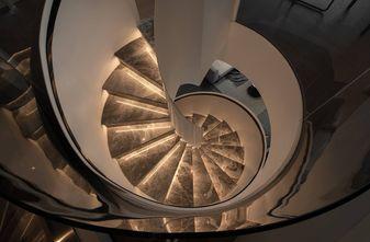 120平米复式现代简约风格楼梯间欣赏图