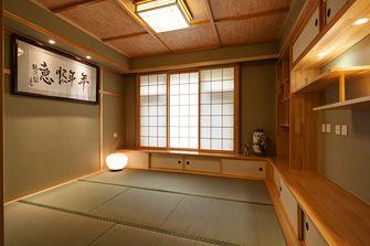 140平米三室一厅混搭风格其他区域图片