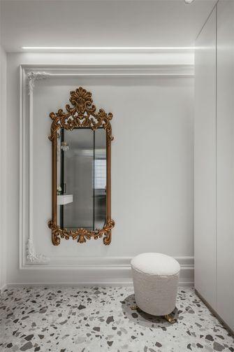 110平米三室两厅欧式风格玄关设计图