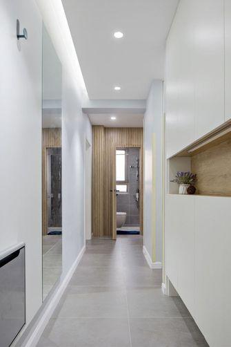40平米小户型现代简约风格走廊装修案例