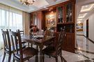 140平米三室两厅欧式风格餐厅橱柜设计图