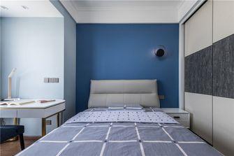 100平米三室三厅混搭风格卧室图