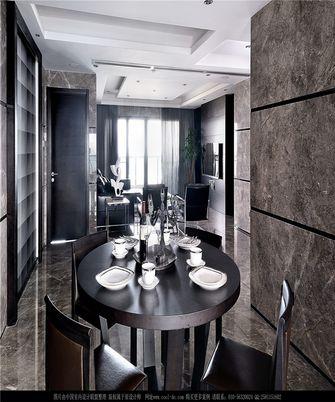 140平米四室三厅新古典风格餐厅欣赏图