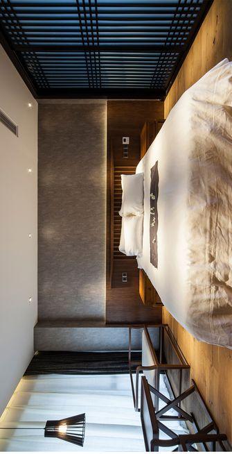 120平米三室两厅混搭风格卧室欣赏图
