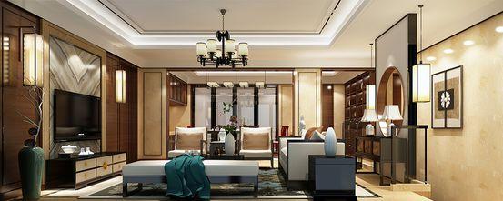 140平米复式其他风格客厅装修案例