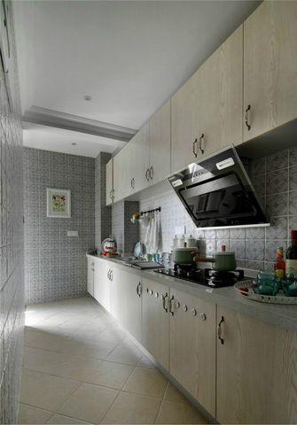 120平米三室两厅地中海风格厨房设计图