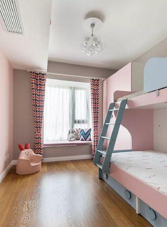 110平米三混搭风格儿童房设计图