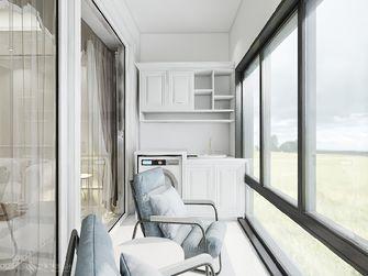 90平米欧式风格阳台设计图