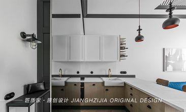 经济型70平米公寓美式风格厨房图
