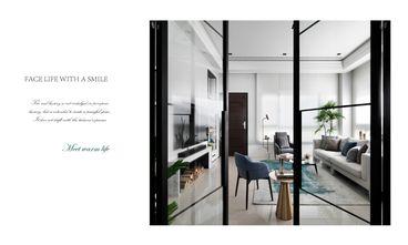20万以上30平米以下超小户型美式风格客厅欣赏图