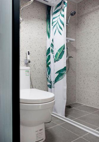 50平米公寓北欧风格卫生间装修图片大全