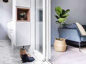 70平米三室两厅北欧风格玄关设计图