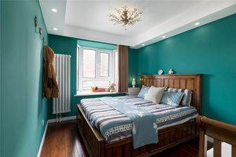 110平米美式风格卧室装修案例