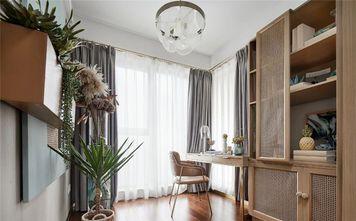 140平米三室两厅法式风格衣帽间装修案例