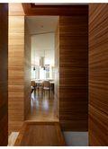 80平米田园风格餐厅装修案例