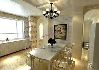 3-5万120平米别墅美式风格餐厅装修图片大全