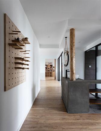 90平米三室一厅日式风格走廊欣赏图