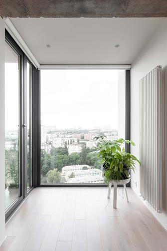 70平米三室两厅宜家风格阳台装修图片大全