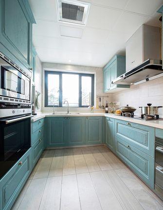 豪华型140平米四室四厅日式风格厨房效果图