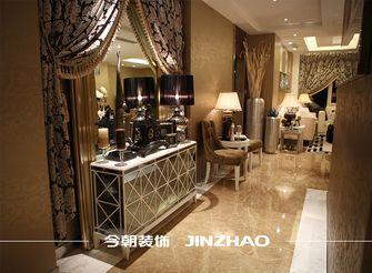60平米东南亚风格走廊欣赏图