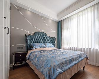 140平米四室两厅混搭风格卧室图片