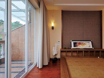 100平米三室两厅东南亚风格阳台装修案例