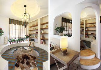 140平米三室三厅田园风格其他区域装修案例