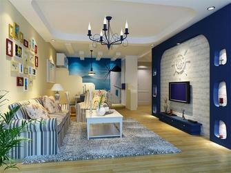 公寓地中海风格设计图