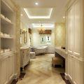 140平米别墅混搭风格卫生间设计图