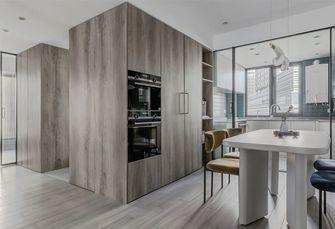 富裕型130平米三室三厅现代简约风格餐厅效果图