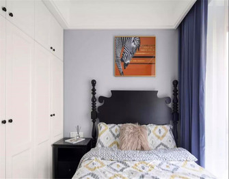 140平米四室一厅美式风格儿童房设计图