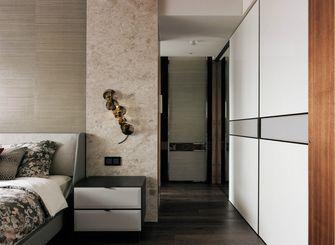 120平米三室两厅现代简约风格卧室家具图