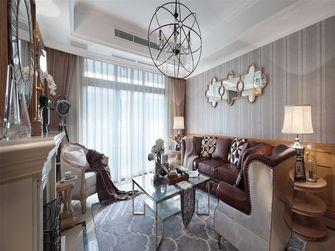 100平米三室一厅欧式风格客厅图