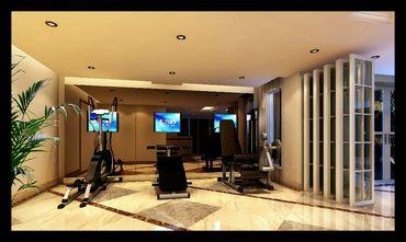20万以上140平米别墅北欧风格健身室设计图