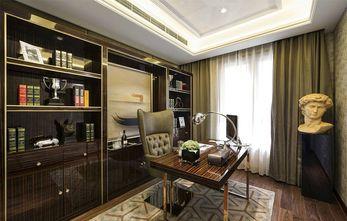 80平米新古典风格书房图片大全