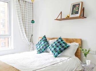 60平米混搭风格卧室装修图片大全