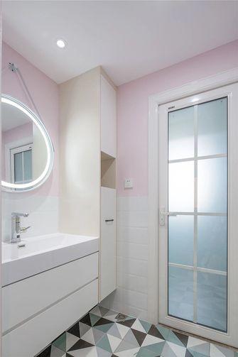 90平米三室一厅其他风格卫生间图