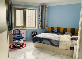 60平米公寓北欧风格儿童房设计图