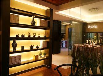 100平米公寓现代简约风格健身室设计图