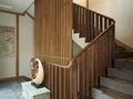 富裕型130平米中式风格楼梯设计图