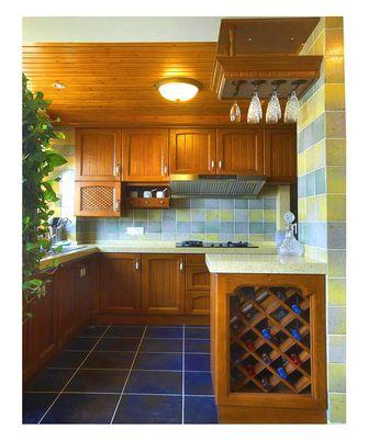140平米别墅东南亚风格厨房设计图