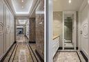 140平米四室三厅新古典风格走廊效果图