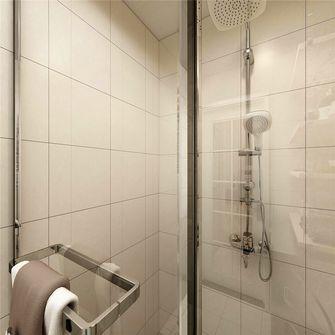 经济型60平米一室两厅日式风格卫生间欣赏图