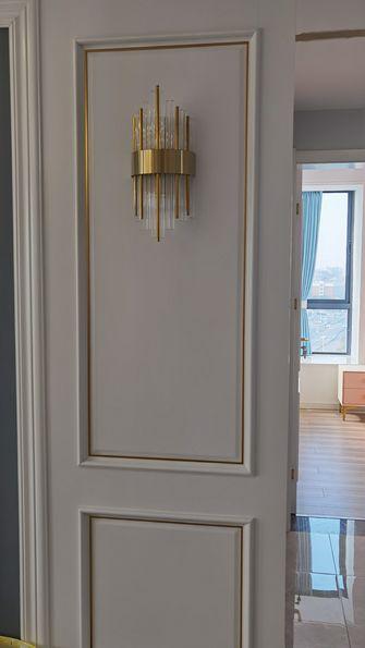 120平米三室三厅混搭风格客厅装修图片大全