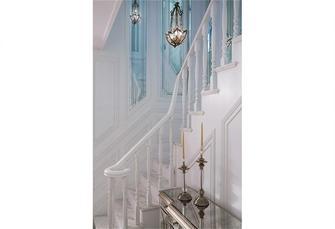 10-15万140平米别墅地中海风格楼梯设计图