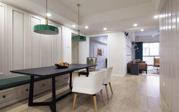 100平米三室两厅东南亚风格餐厅装修效果图