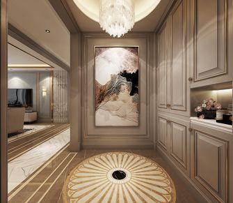 140平米四室三厅美式风格玄关装修效果图