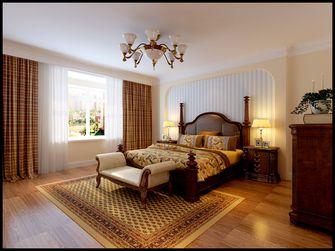 140平米三地中海风格卧室装修案例