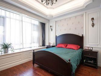 140平米四室五厅现代简约风格卧室装修案例